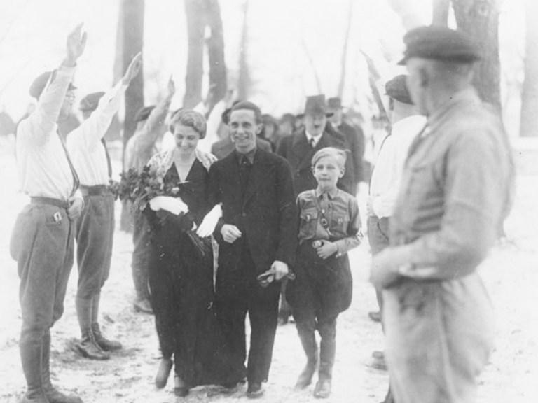 «N'oublie jamais que tu es un Allemand» : Lettre d'adieu de Magda Goebbels à son fils