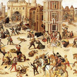 Les atrocités des guerres de religion