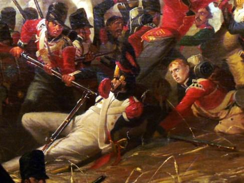Waterloo – Mieux valait être mort que blessé