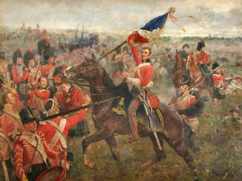 Waterloo – La victoire vue du côté anglais