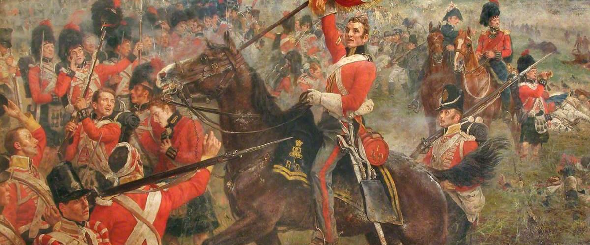 Waterloo - La victoire vue du côté anglais