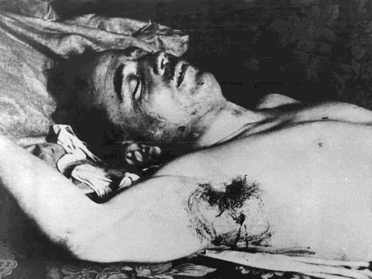 L'assassinat d'Engelbert Dollfuss
