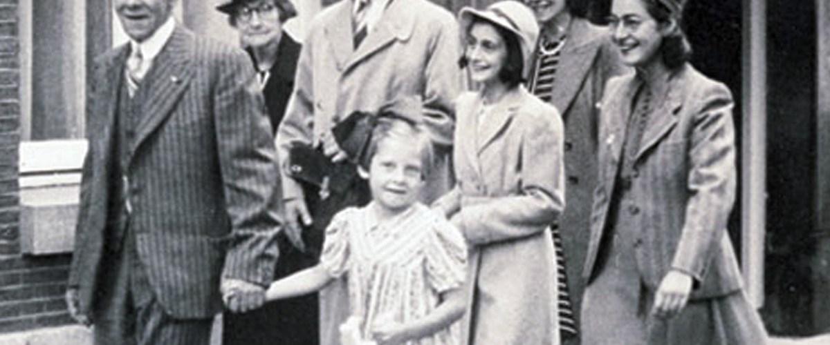 Le maître-chanteur d'Anne Frank. Qui dénonça les Frank à la Gestapo ?