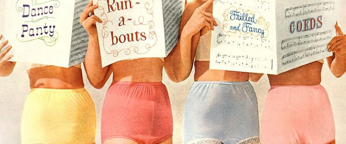 Grande histoire de la petite culotte...