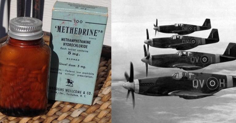 Drogues de guerre : La méthédrine, la drogue qui faisait planer la RAF