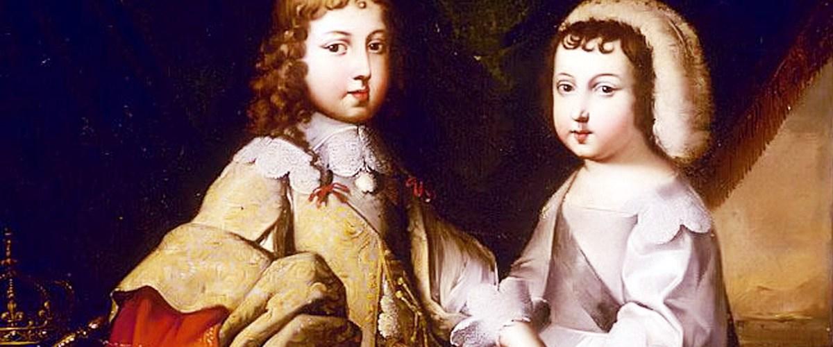 Louis XIV - Philippe d'Orléans : Querelles de frangins