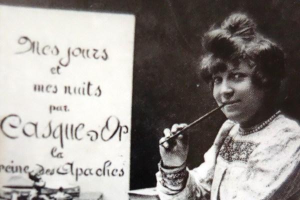 Casque d'or : Maîtresse des Apaches