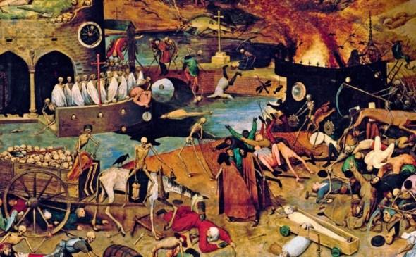 La première guerre bactériologique de l'Histoire eut lieu… en 1347 !