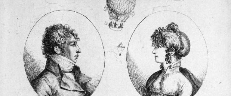 Le premier saut en parachute date du XVIIIe siècle et a eu lieu à Paris
