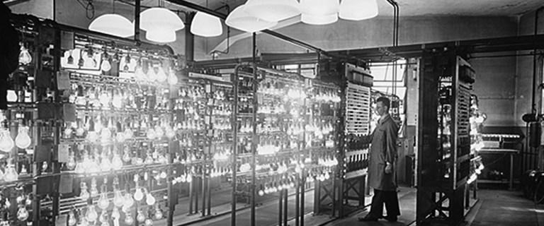 Quand un cartel contrôle la vente… des lampes !