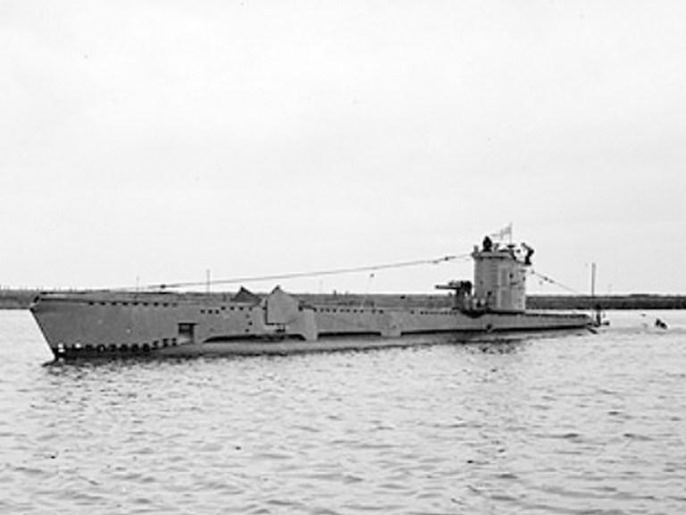 Le HMS Venturer, le seul sous-marin à avoir coulé un autre sous-marin en plongée !