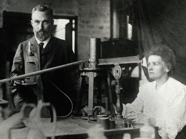 Marie Curie est aujourd'hui encore radioactive