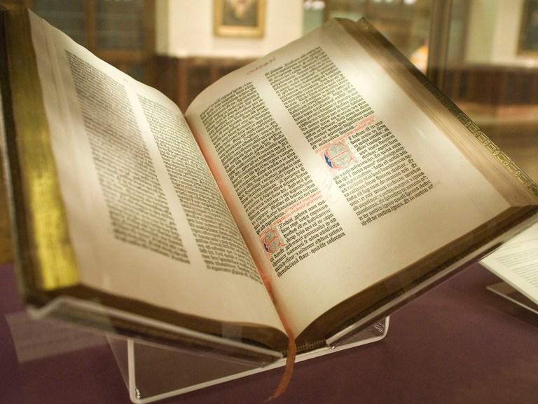Le livre le plus cher du monde mena son imprimeur à la ruine…