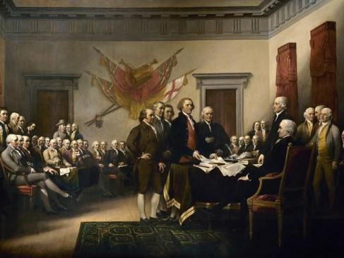 Adams et Jefferson… morts le même jour !