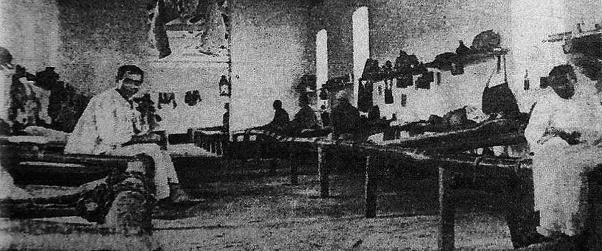 Le criminel Eugène Boyer fut gracié à cause de l'assassinat du président