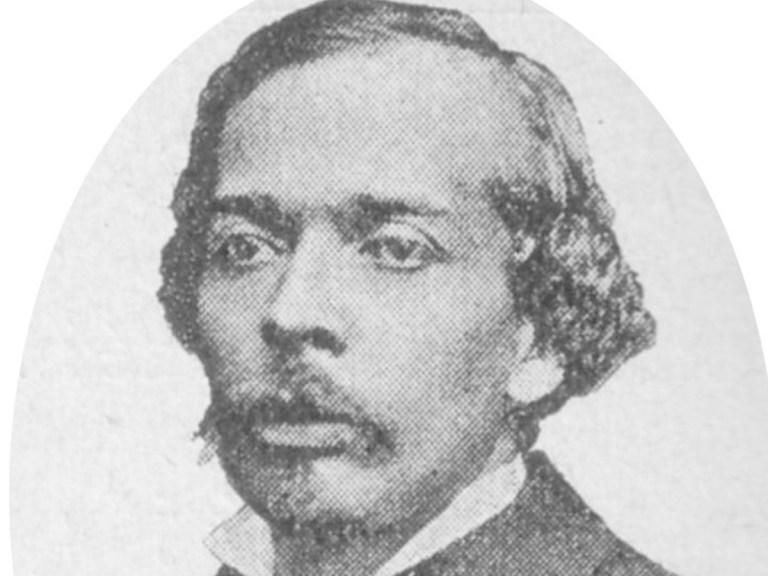 Severiano de Heredia, le premier maire «noir» de Paris