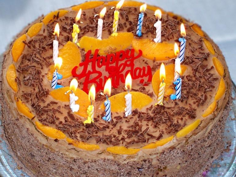 On ne fêtait pas son anniversaire au Moyen Âge