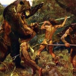 Découverte du dernier ours des cavernes !