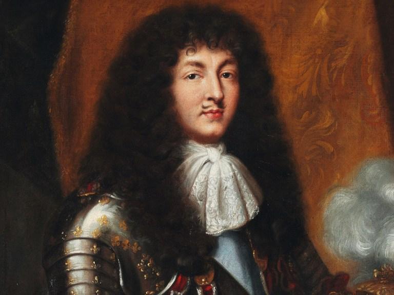 Chauve à 20 ans, Louis XIV relança la mode de la perruque