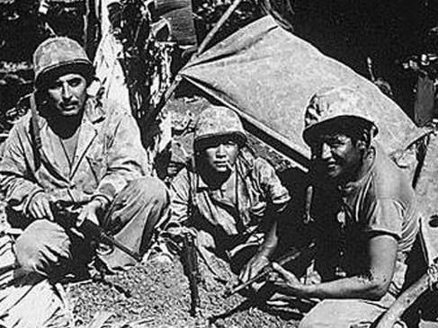 Les Américains utilisaient le Navajo durant la Seconde Guerre mondiale