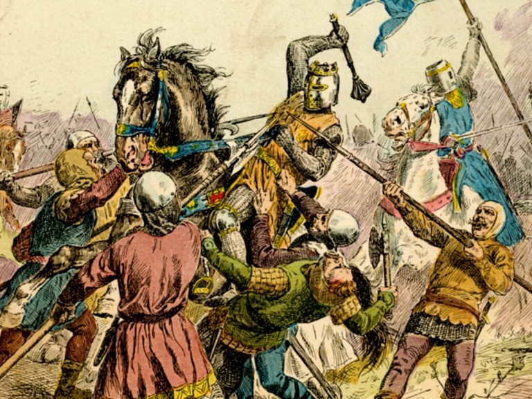 Bataille de Bouvines : quand l'aigle allemand se fait voler dans les plumes