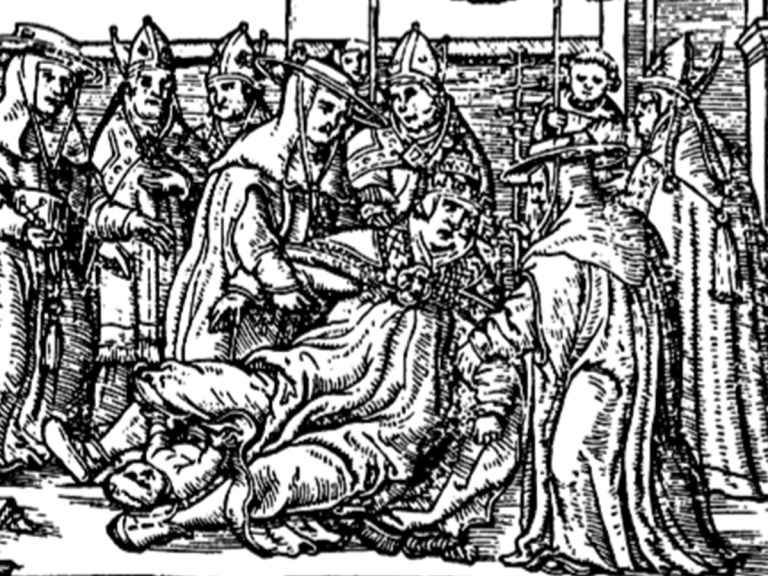 Le pape Jean VIII était une femme ?