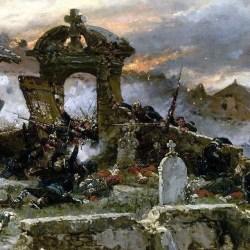 Paris,1870 : les Belges rompent l'encerclement prussien