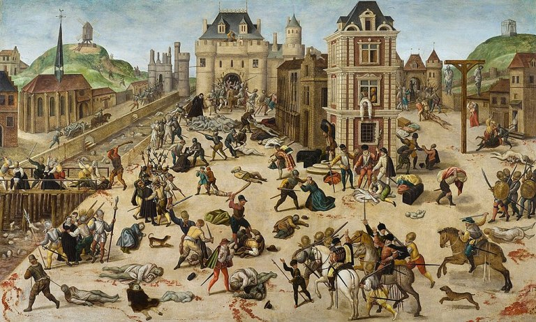 Barbarie sous l'Ancien Régime