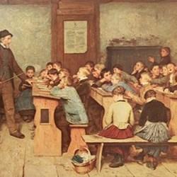 L'école du XIXe siècle