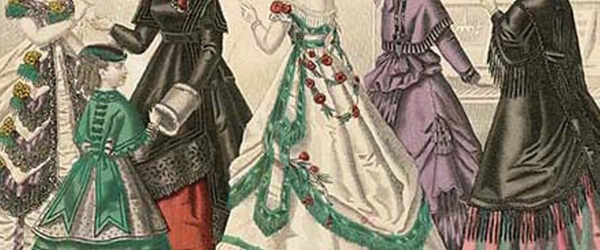 Lexique et anecdotes sur la mode du XIXe siècle