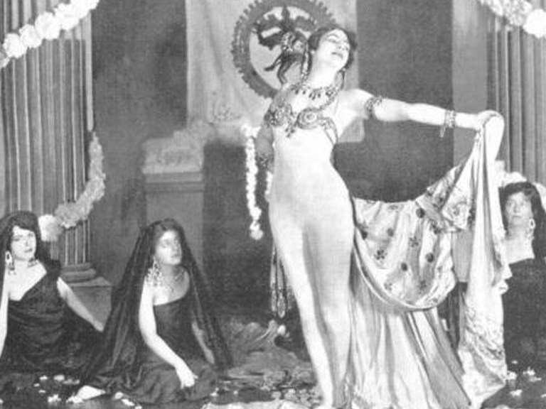 Mata Hari, espionne et courtisane
