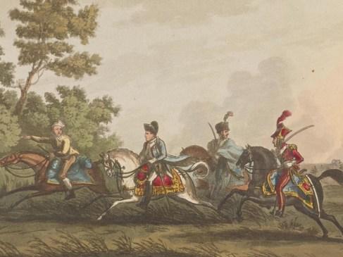 Napoléon avait un guide à Waterloo !