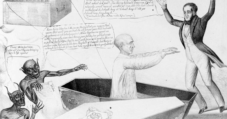 Le galvanisme : ou quand la science essayait de ranimer des cadavres par l'électricité
