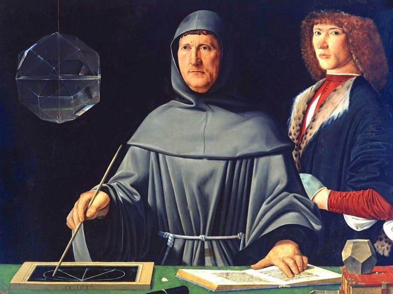 Les grandes erreurs de la science : les cinq polyèdres