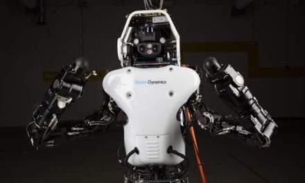 El último robot de Google, empiezan a dar miedo…