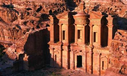 Ya puedes «visitar» Petra gracias a Google Street View