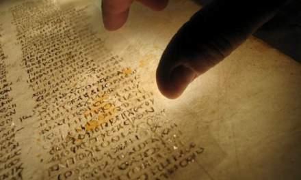 Descubrir los secretos de los libros antiguos