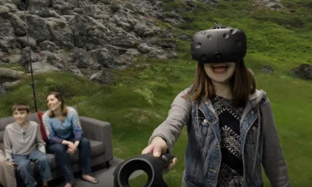 Esto sí que es Realidad Virtual: HTC Vive
