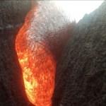 GoPro se cubre de lava, sale ardiendo y… sobrevive!