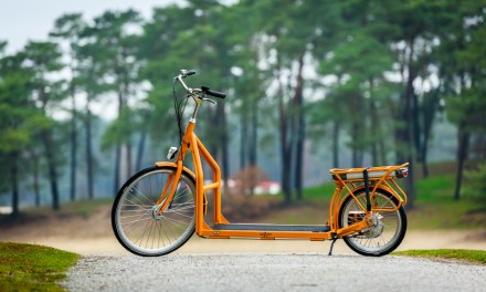 ¿Montar en bicicleta sin pedalear?