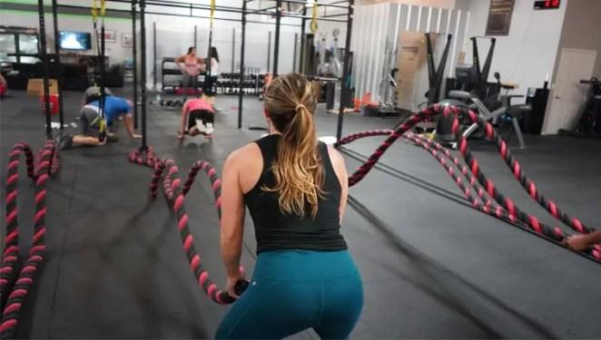 Quando foi criado o CrossFit