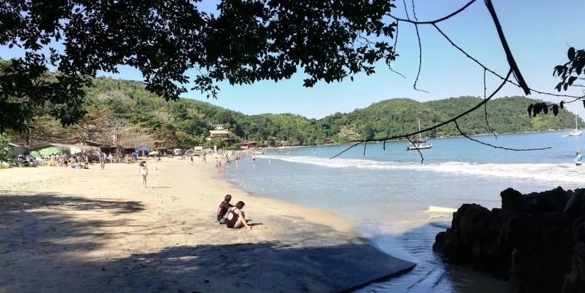 Praia da Almada - Canto Direito