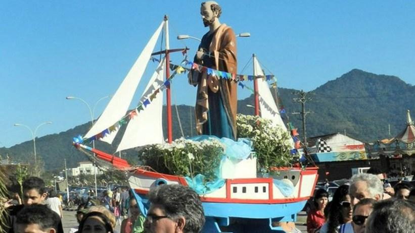 Festa de São Pedro - Ubatuba
