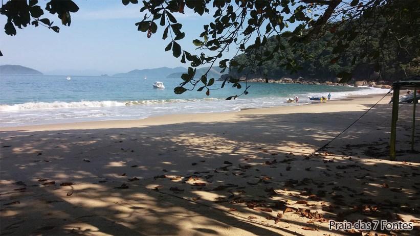 Praia das 7 Fontes - Ubatuba