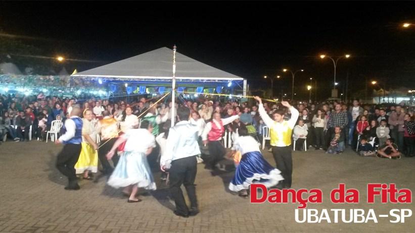 dança da fita