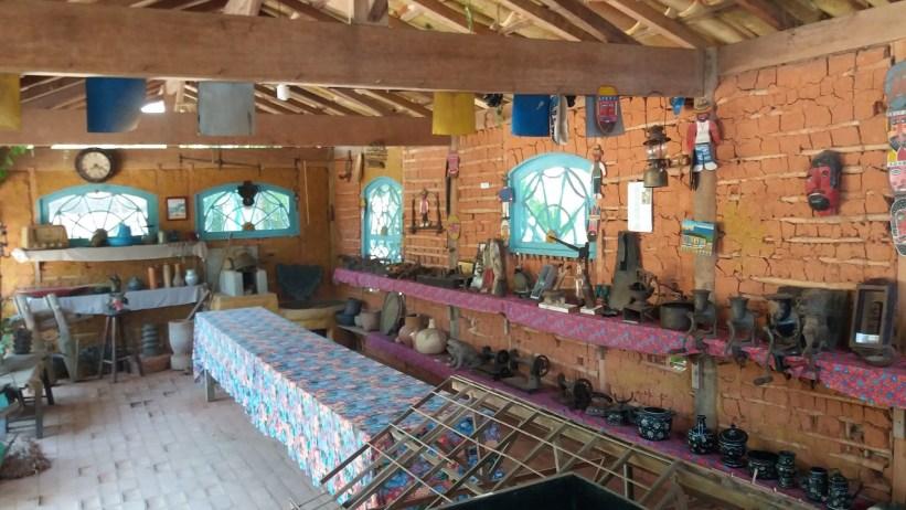 Projeto TAMAR - Museu Caiçara