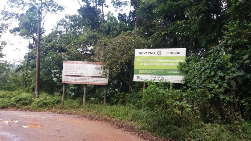 Comunidade Quilombola - Caçandoca