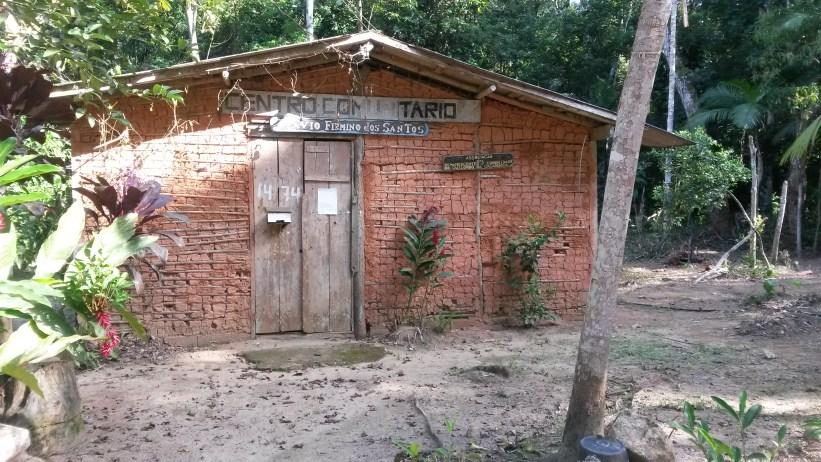 Comunidade Quilombola - Centro Comunitário Quilombo da Caçandoca