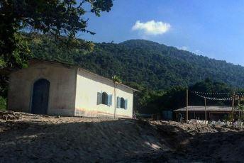 Comunidade Quilombola - Igreja na Caçandoca