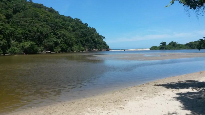 Praia da Puruba